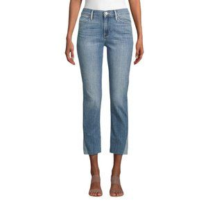 Frame New Women's Le High Straight Crop Jean 29